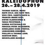 Ulrichsberger Kaleidophon 2019